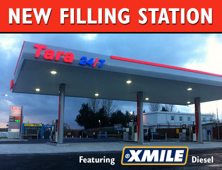 Tare Oil Filling station